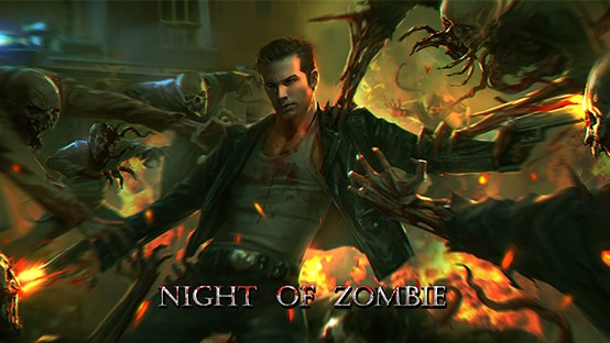 Night of zombies